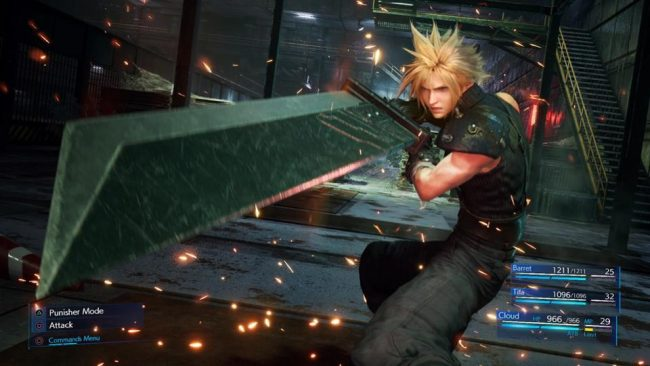 final fantasy 7 remake difficulty