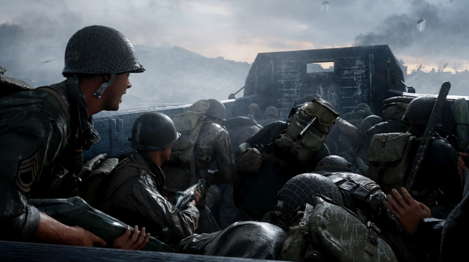 Sledgehammer Games multi project hiring call of duty