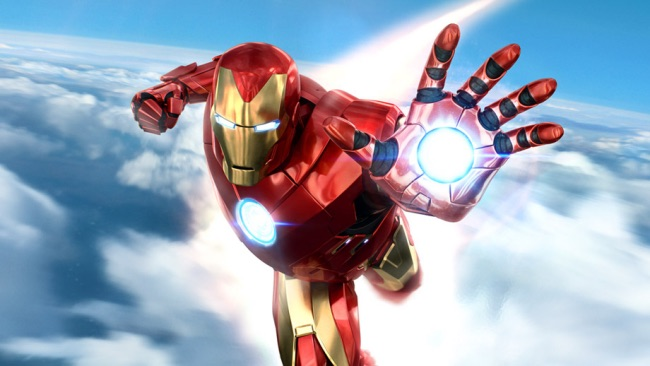 iron man vr release date