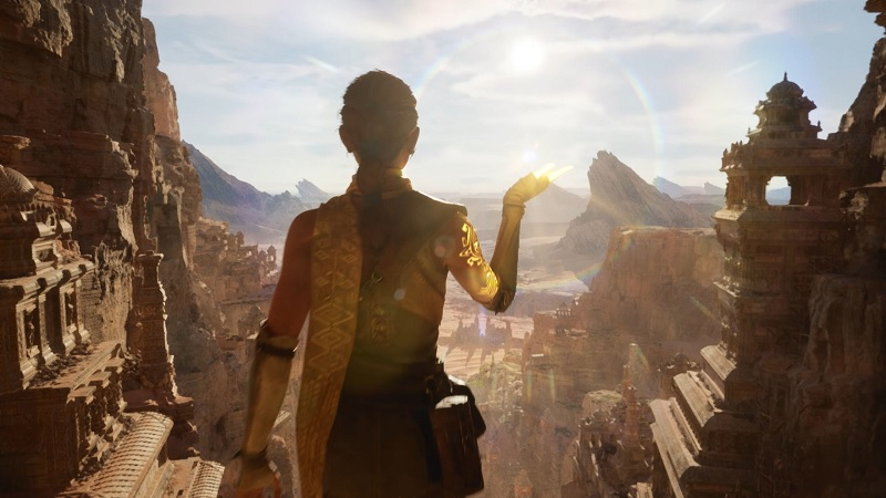 Unreal Engine 5 Nanite and Lumen Tech Will Be 'Awesome,' Says Epic