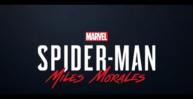 PS5 reveal spider-man miles morales