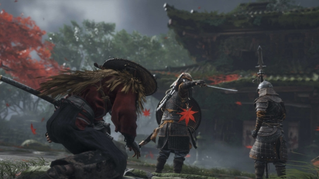 ghost of tsushima day one patch