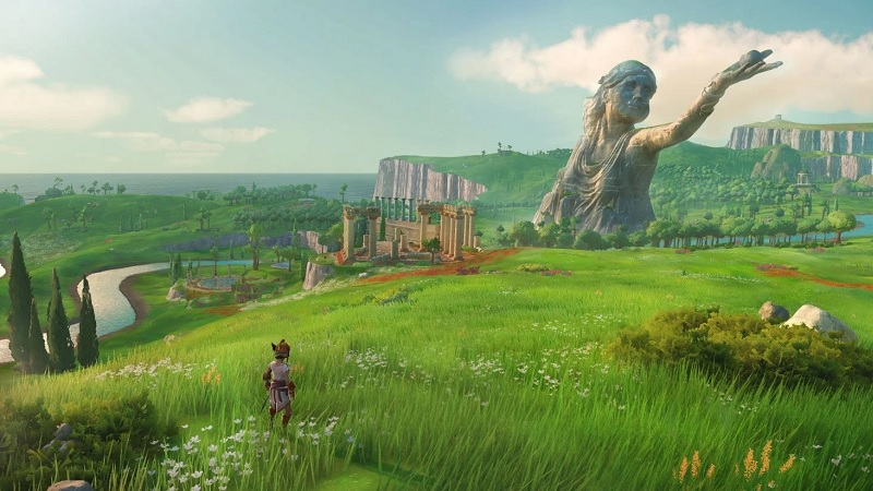 gods and monsters gameplay