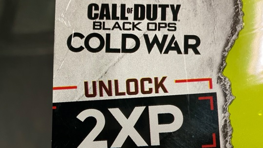 'Call of Duty: Black Ops Cold War' logo leaked