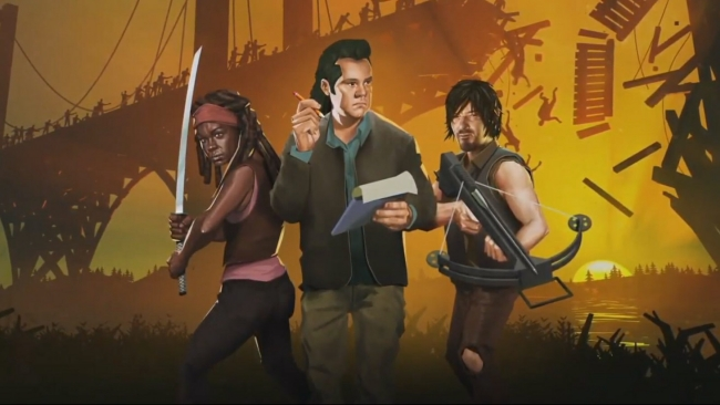Bridge Constructor: The Walking Dead Announced