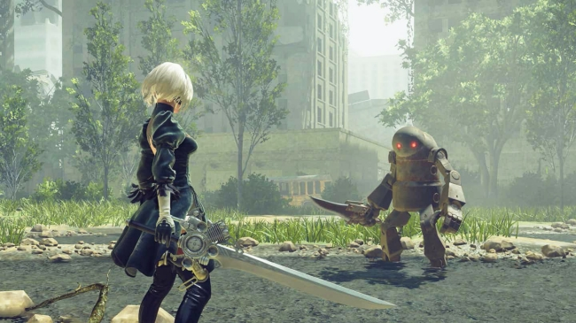 NieR: Automata Crosses 4.85 Million Units Sold Worldwide