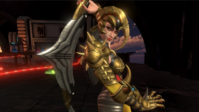 Power Rangers Battle for the Grid Scorpina DLC Launches in December