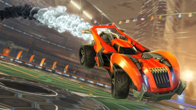 rocket league free to play date