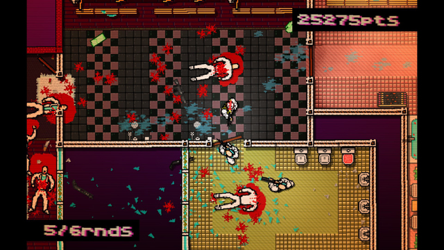 1. Hotline Miami