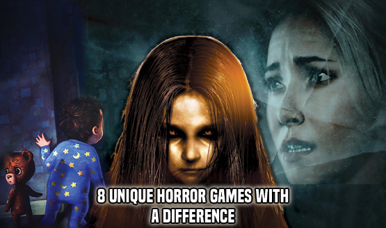 8 Unique Horror Games