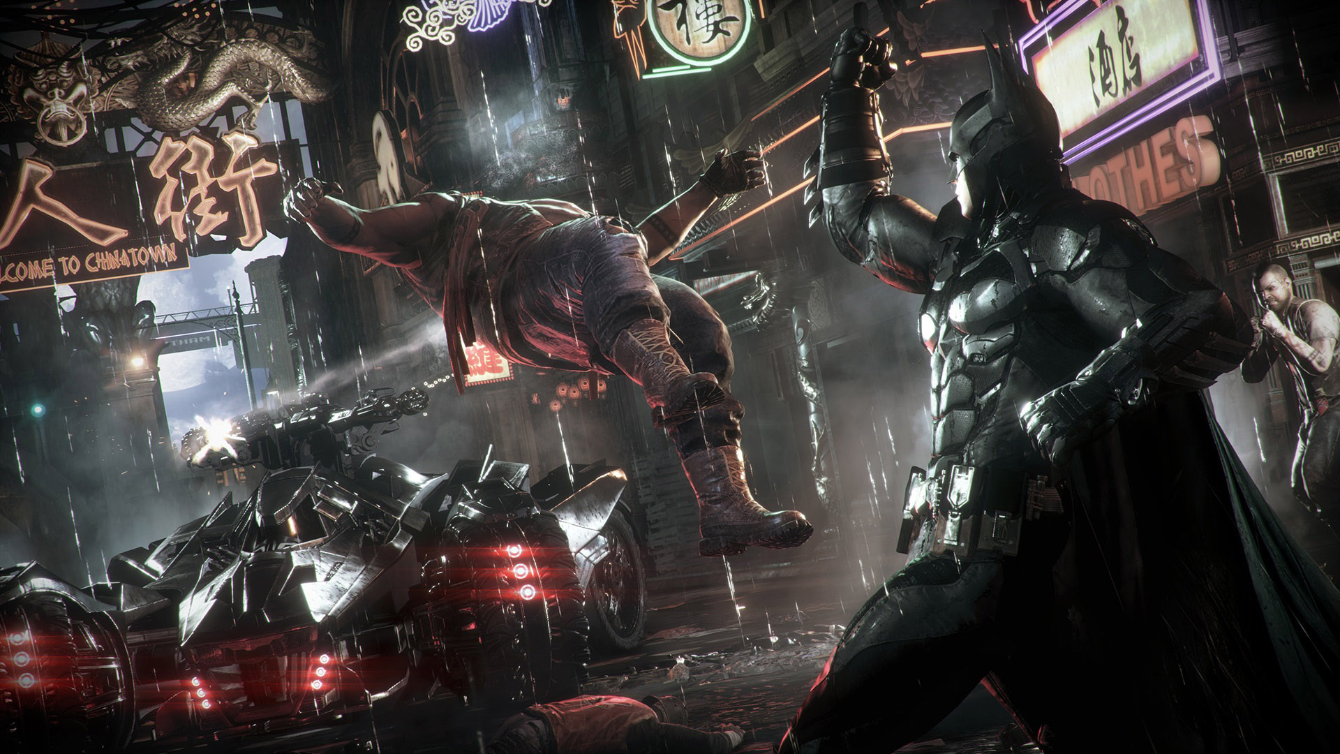 Everything Wrong With Batman Arkham Knight Playstation Lifestyle