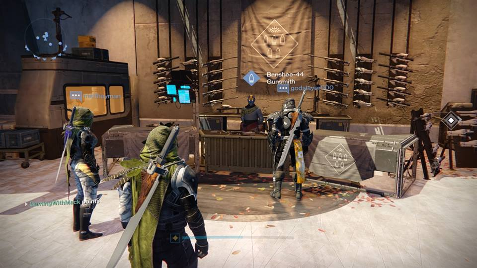 Destiny Armsday Foundry Orders and Test Weapons for October 21, 2015 Listed