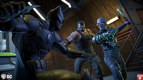 Batman: Enemy Within Episode 4