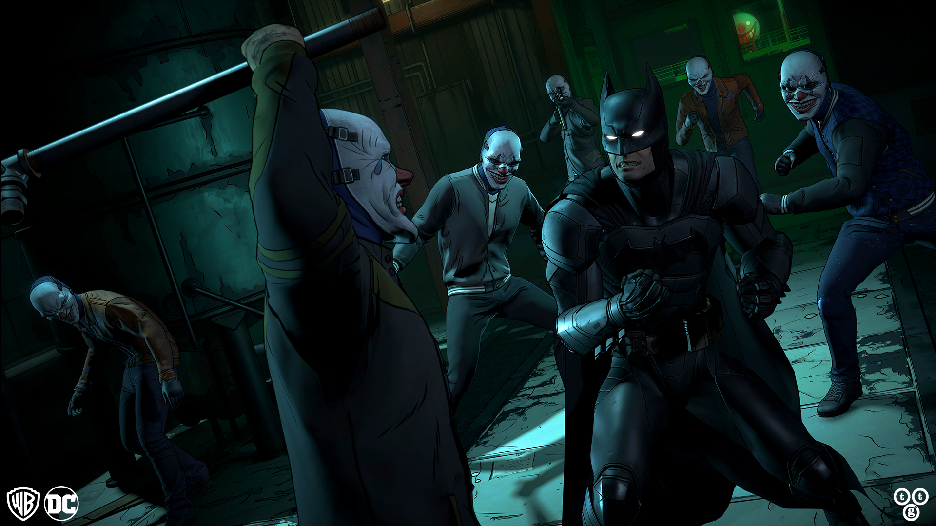 Batman: The Enemy Within Episode 5