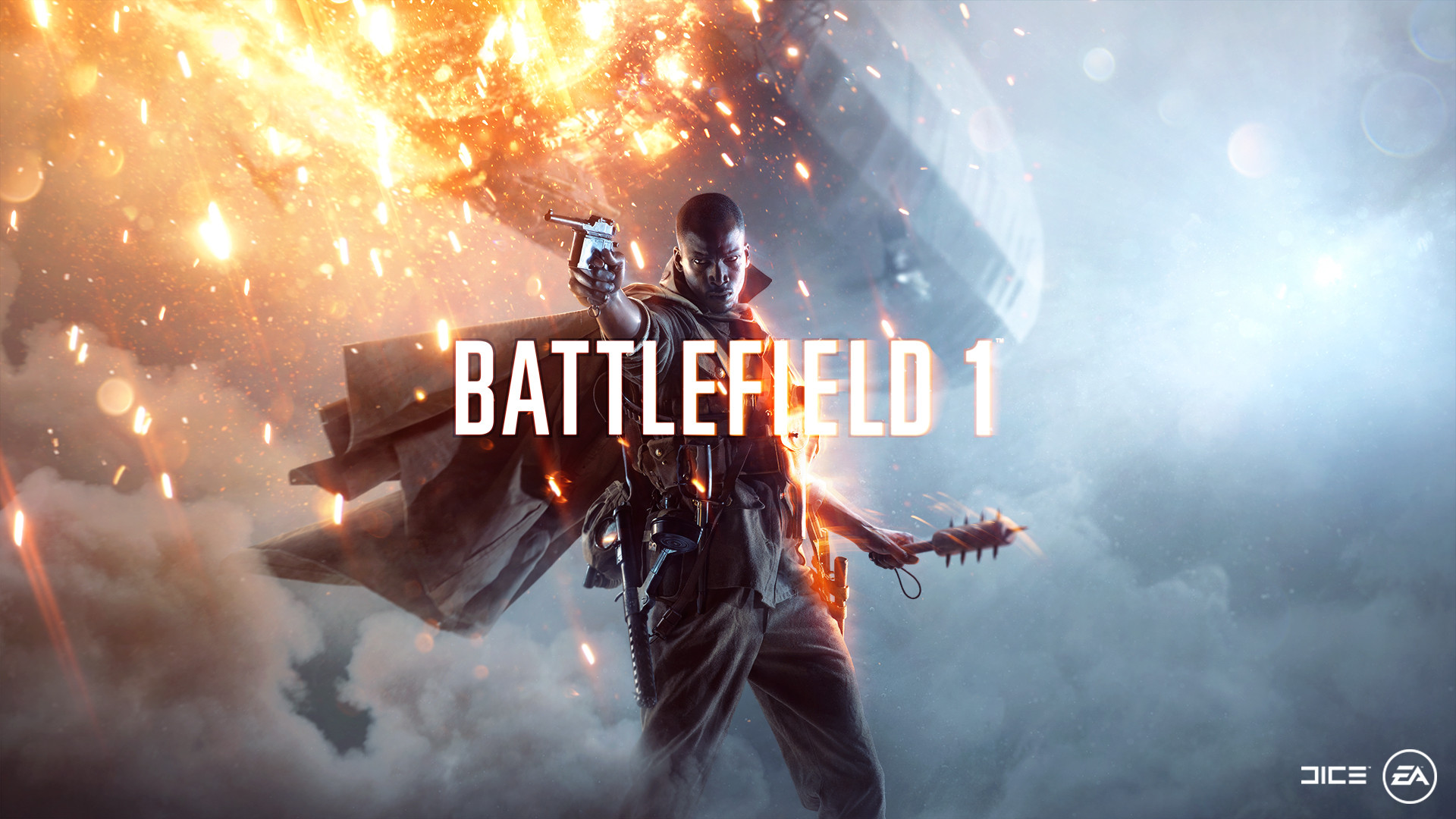 Battlefield 1 Announcement Screen