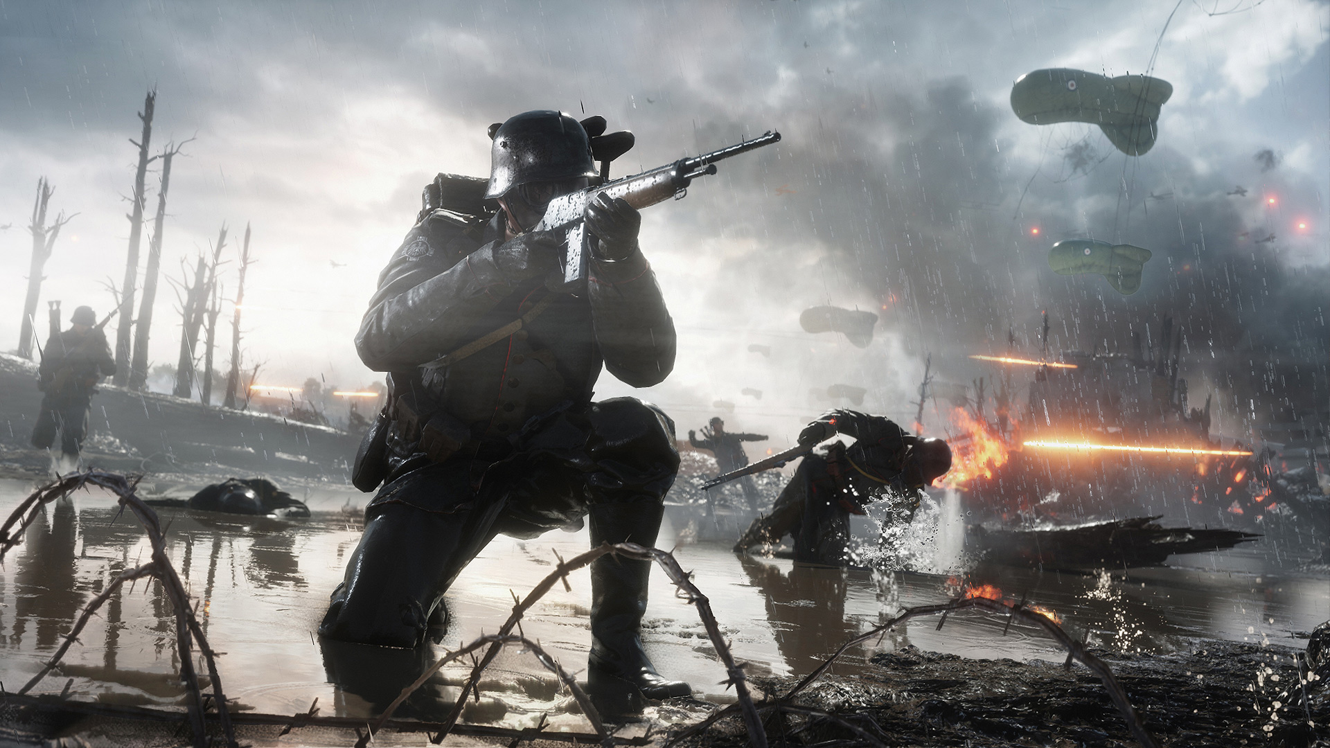 Battlefield 1 Update Today Adds Map, Balance Changes