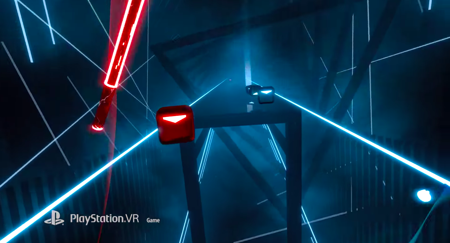 Beat Saber PlayStation 4