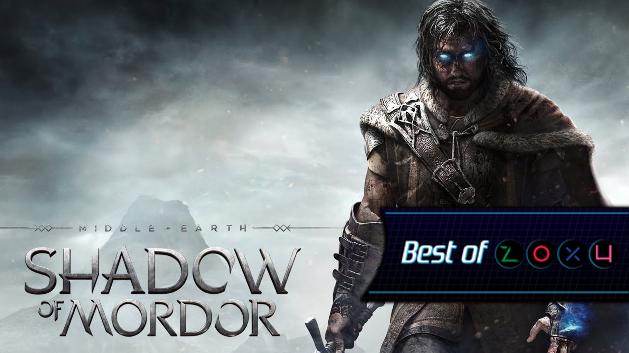 Winner - Middle-earth: Shadow of Mordor