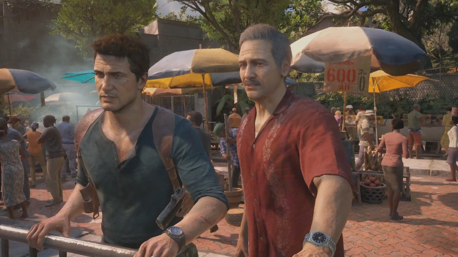 Uncharted 4 Just Raised the Hype Even More