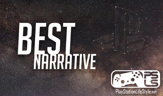 Best Narrative Nominees - Game of the Year Awards 2018