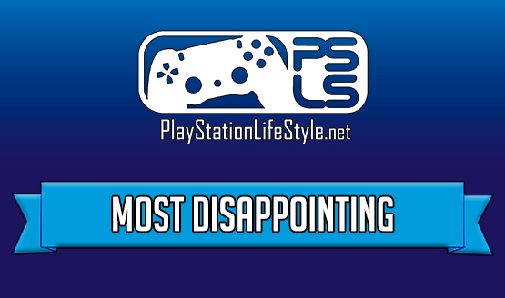 Best of 2016 Game Awards - Most Disappointing