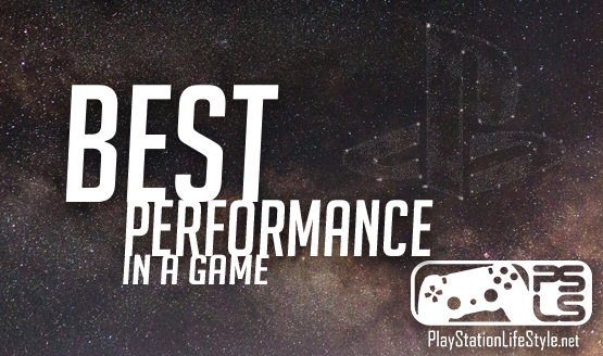 Best Performance in a Game Nominees - Game of the Year Awards 2018