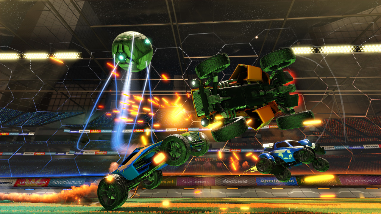 "Feb 2016. Rocket League"" is already out for Xbox One, but Psyonix has issued a."