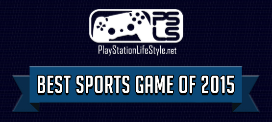 Best Sports Game 2015