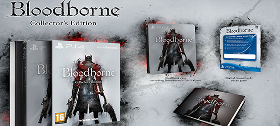 Pre-Order Bonuses and Collector's Editions Revealed