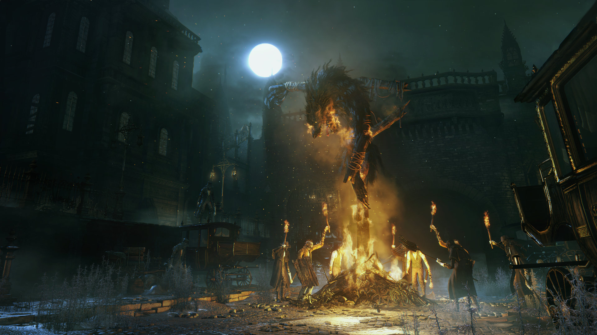 Bloodborne Frame Rate Targeting 30fps Since Its the Best for.