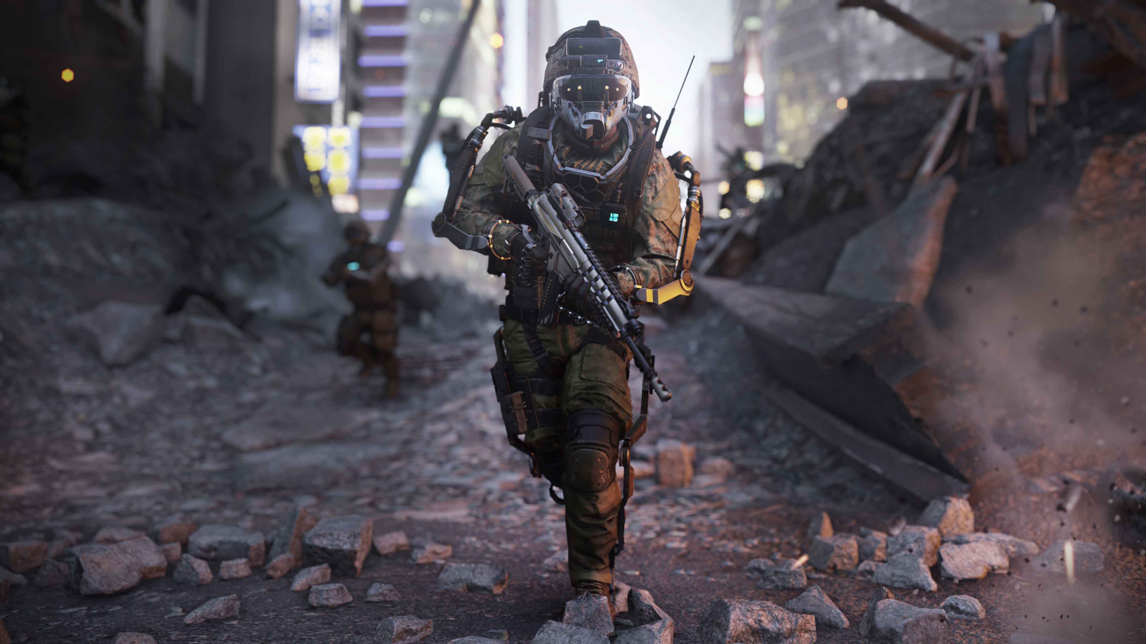 3. Call of Duty: Advanced Warfare