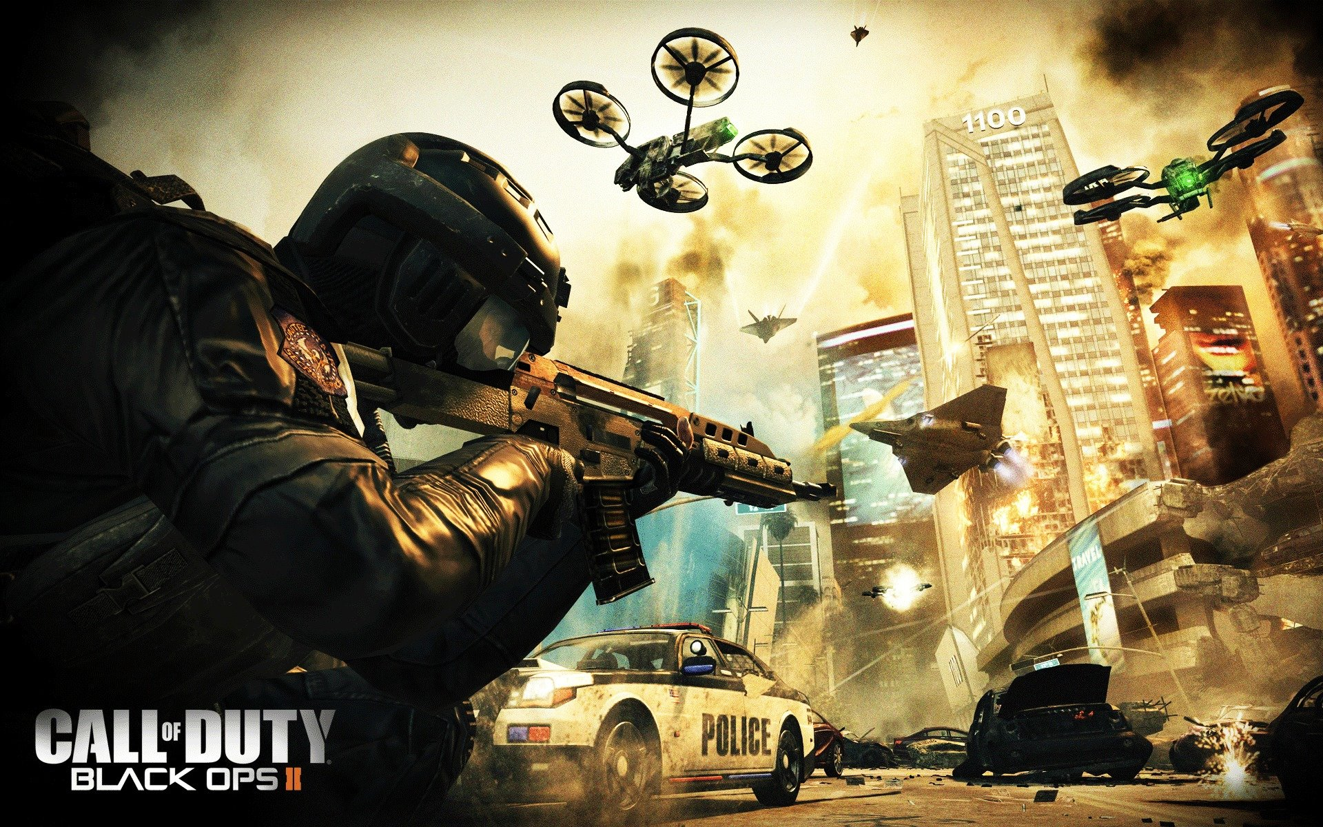 7. Call of Duty: Black Ops 2