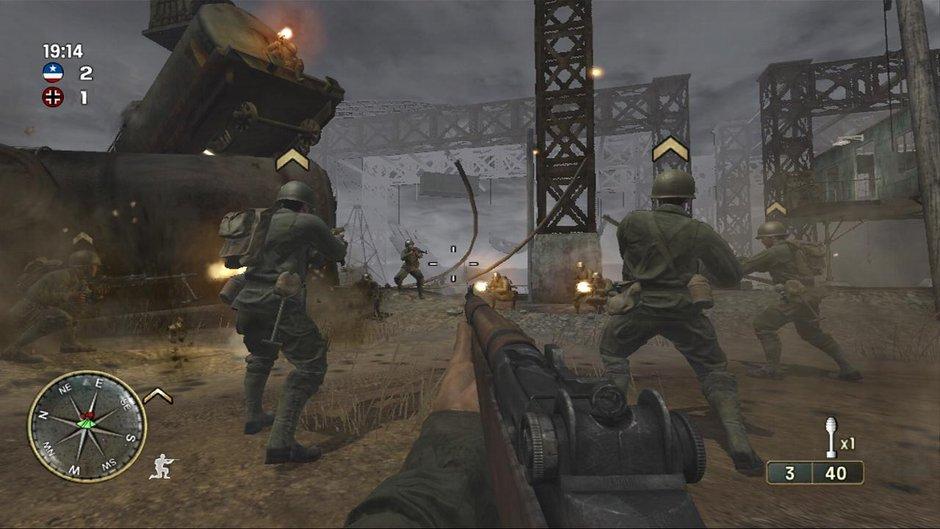 9. Call of Duty 3