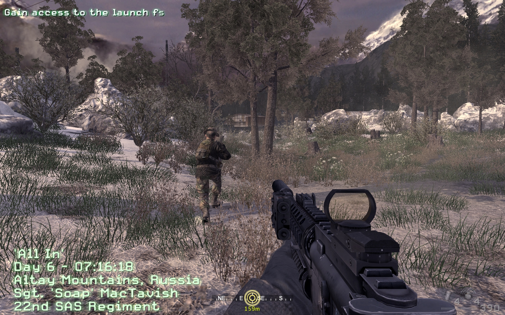 2. Call of Duty 4: Modern Warfare