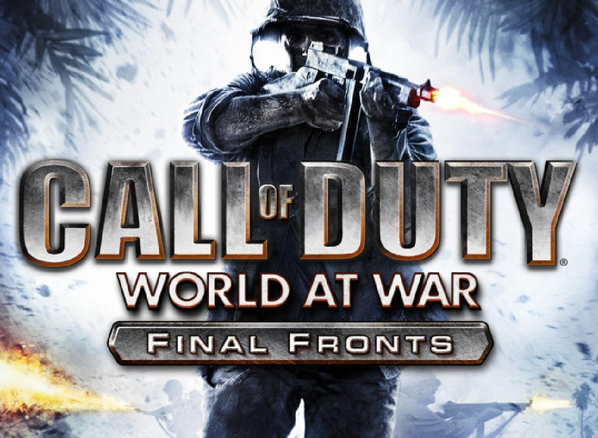 13. Call of Duty: World at War – Final Fronts
