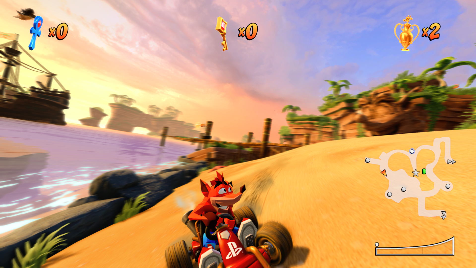 Crash Team Racing Nitro Fueled Review Ps4 Playstation Lifestyle