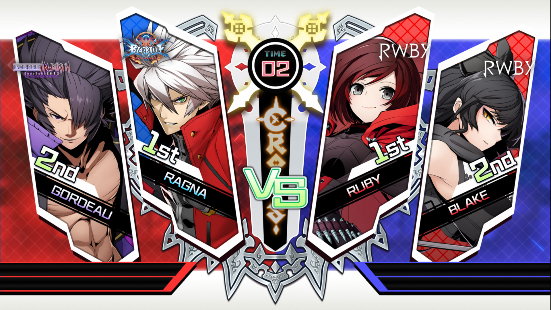 Future BlazBlue Cross Tag Battle DLC Characters Found in
