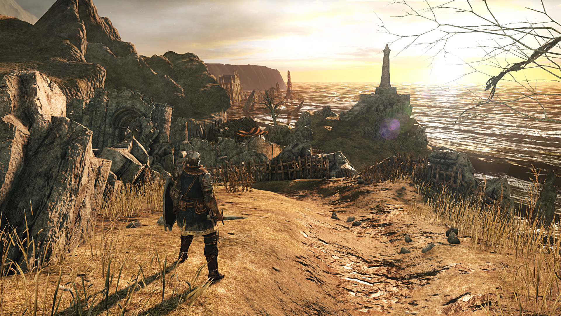 Dark Souls 2 PS4 Review - Scholar of the First Sin - A Familiar Pain