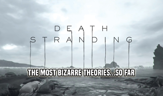 Death Stranding: A Hideo Kojima Game