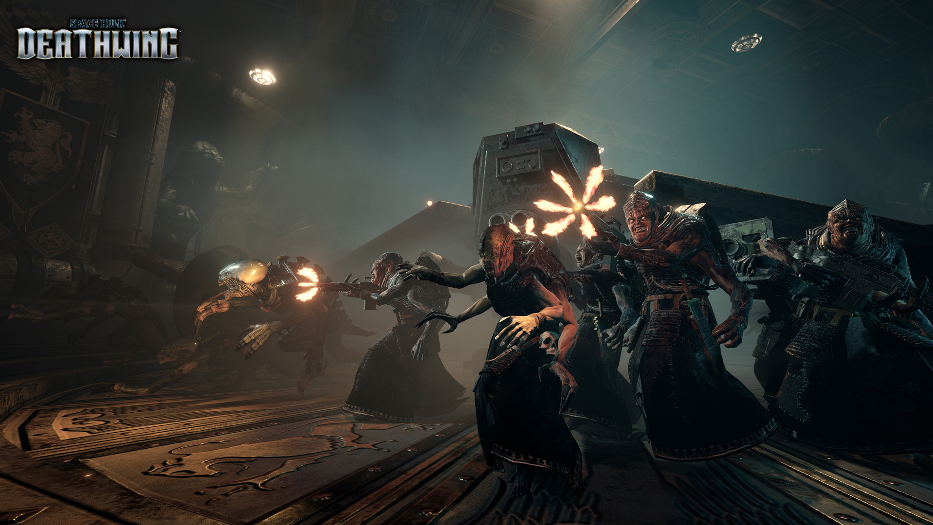Space Hulk Deathwing PS4 Review - Gonna Need More Bolters