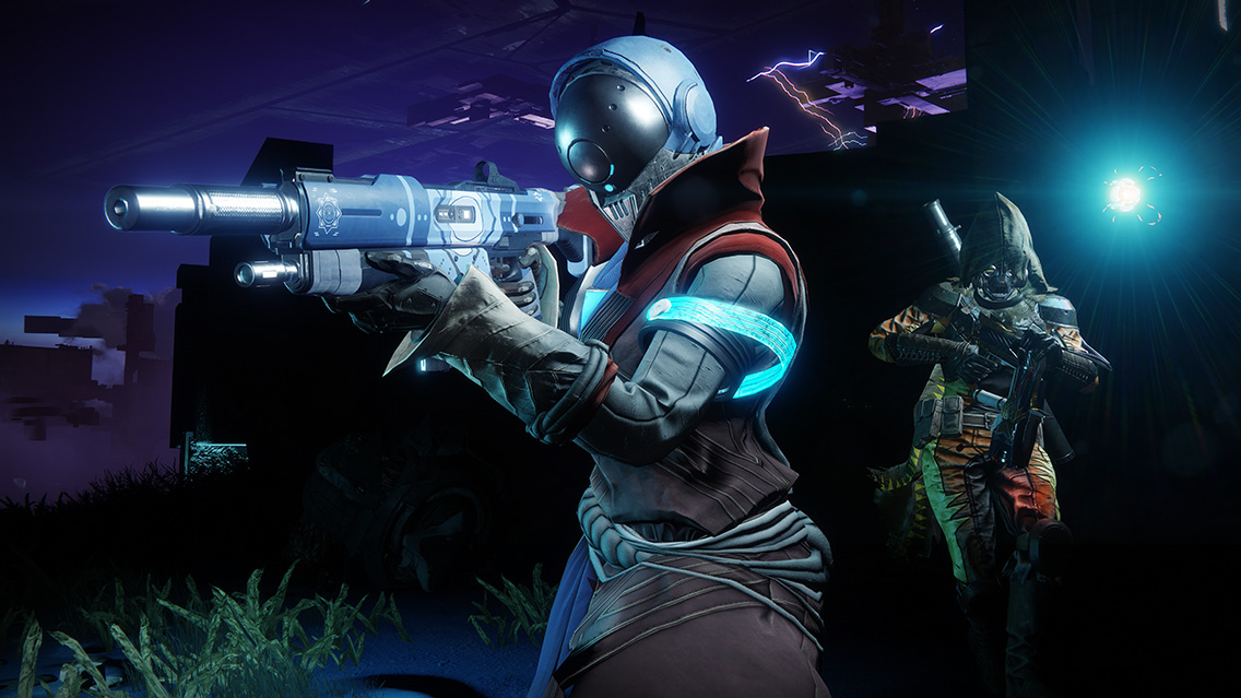 Destiny 2 Festival of the Lost - Horror Story