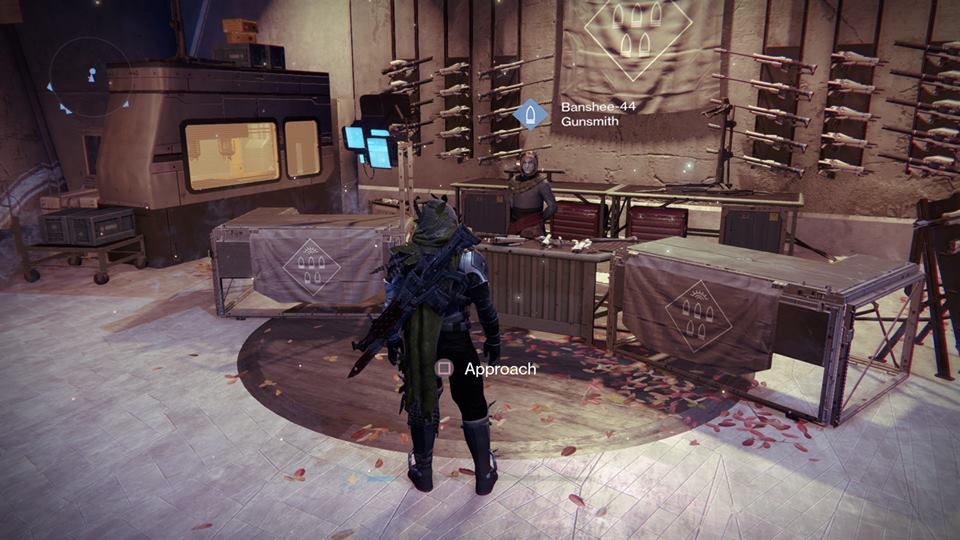 Destiny Armsday Foundry Orders and Test Weapons for October 28
