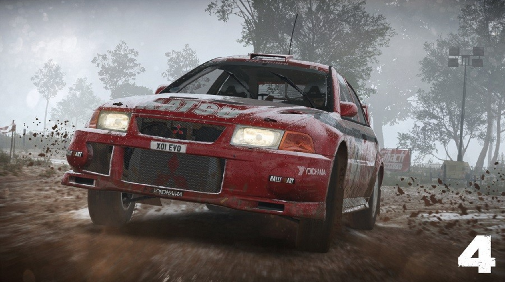 What is DiRT 4?