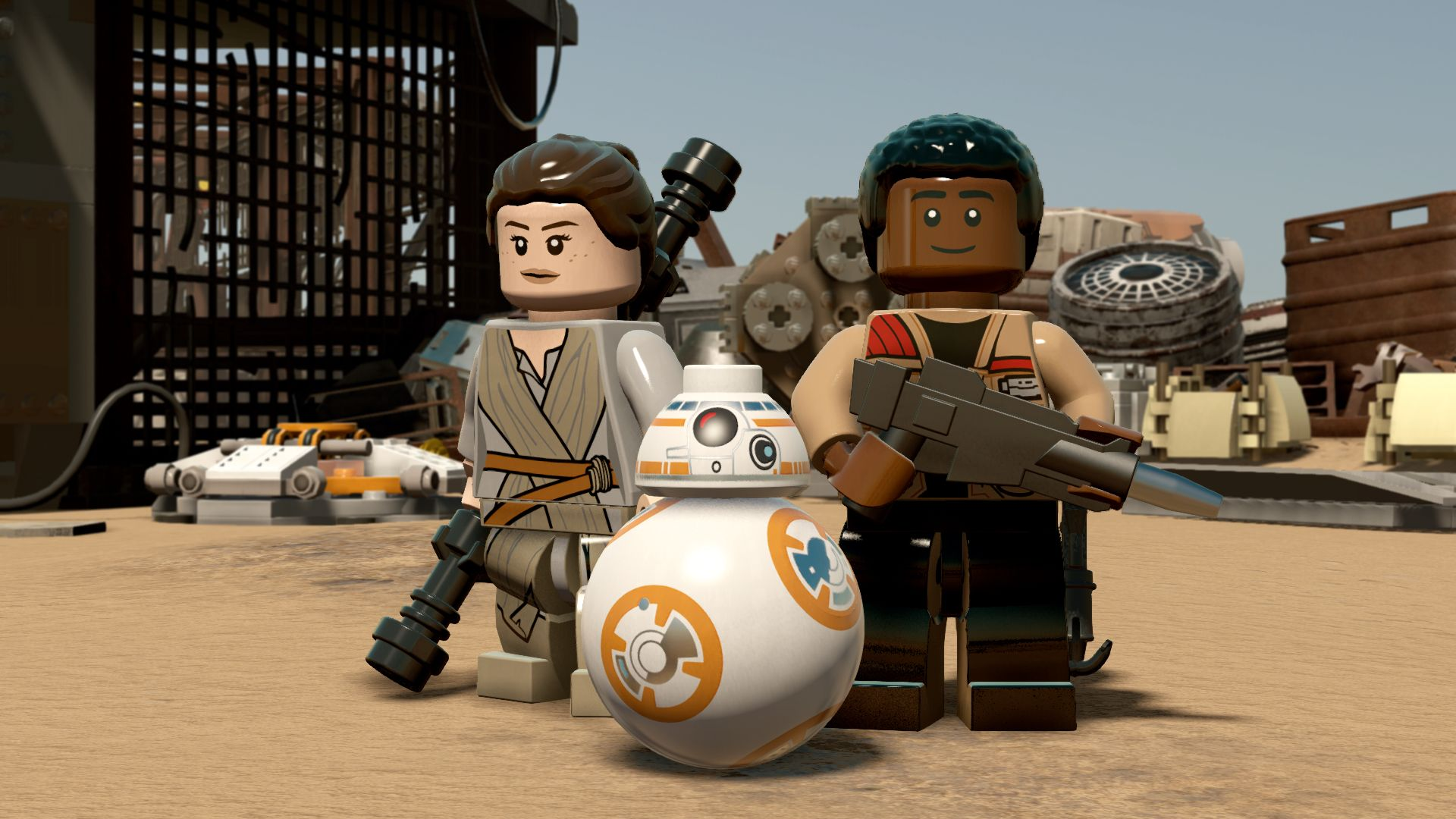 LEGO Star Wars, Seriously?