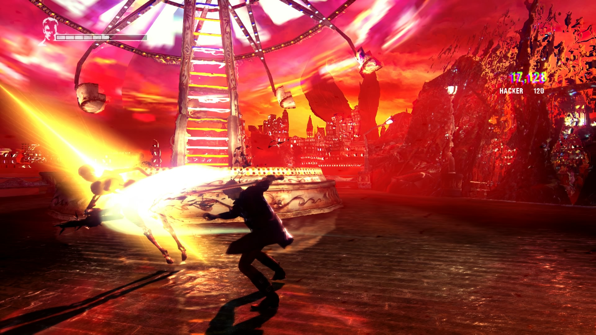 DmC: Devil May Cry Definitive Edition Review Gallery