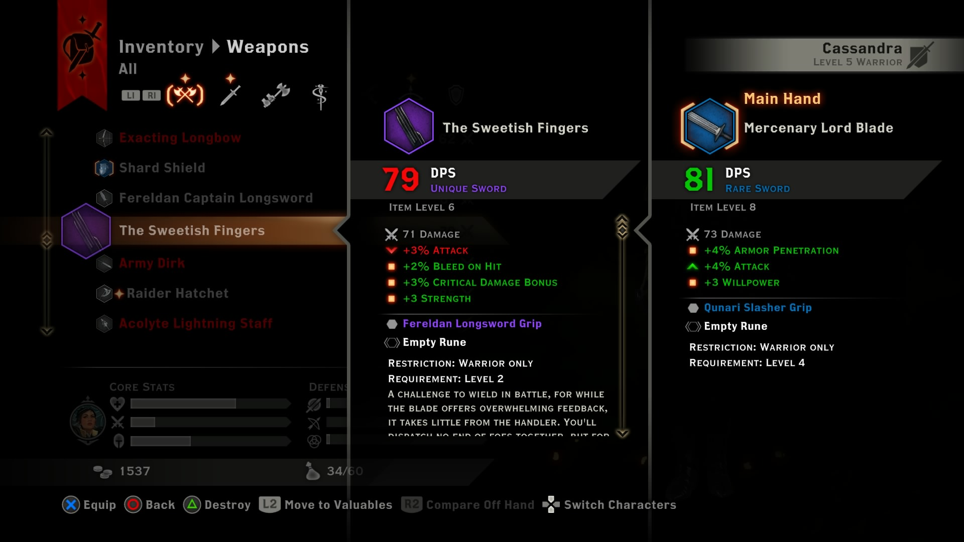 Crafting is a Huge Component of the Game