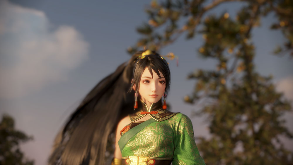 Example from Photo Mode - Guan Yinping