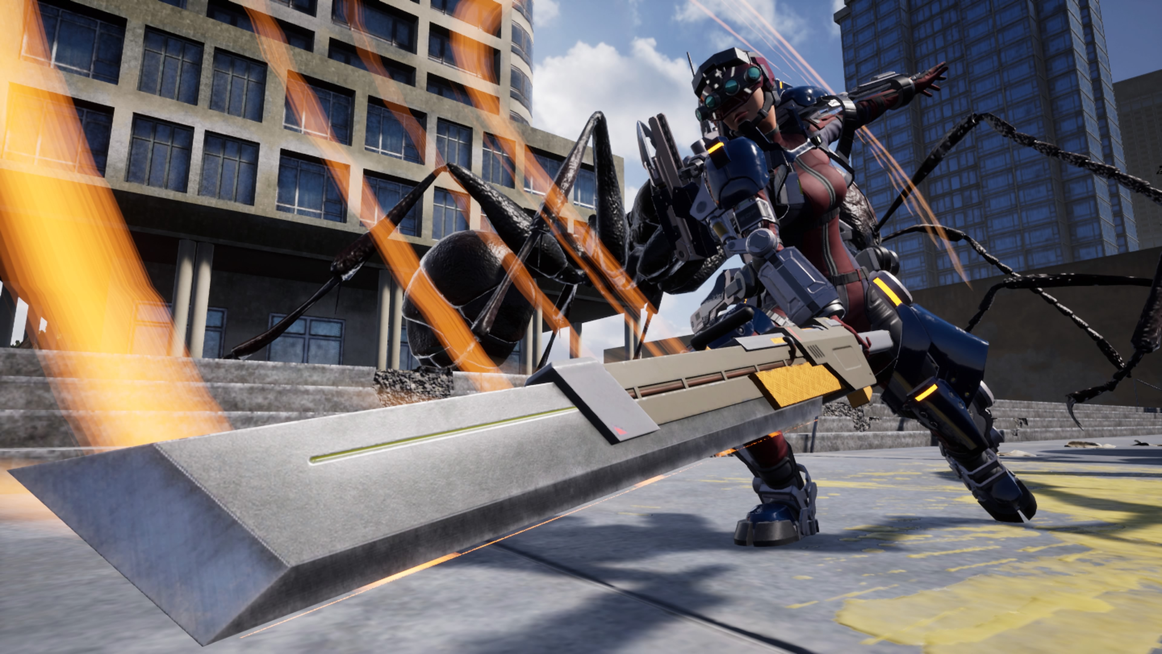 Earth Defense Force: Iron Rain 1
