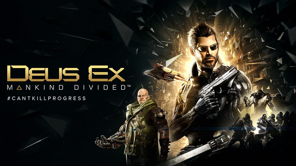 Deus Ex: Mankind Divided Announced for New Gen Consoles