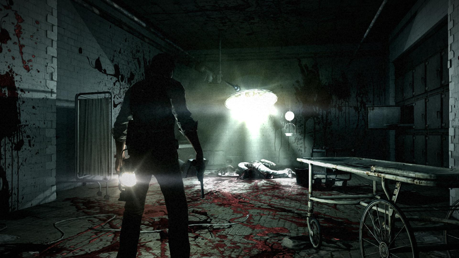 The Evil Within Will Run at 30fps